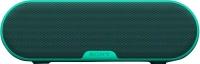 Портативная колонка Sony SRS-XB2G (зеленый) -