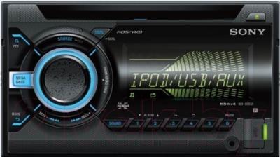 Автомагнитола Sony WX-800UI