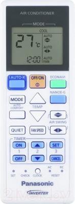 Кондиционер Panasonic CS-E9RKDW/CU-E9RKD