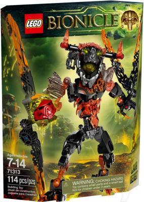 Конструктор Lego Bionicle Лава-Монстр (71313)