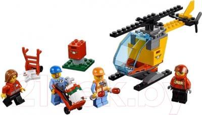 Конструктор Lego City Набор для начинающих: Аэропорт (60100)