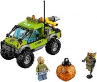 Конструктор Lego City Грузовик исследователей вулканов (60121) -