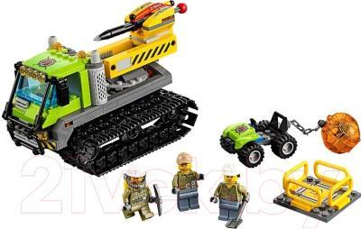 Конструктор Lego City Вездеход исследователей вулканов (60122)