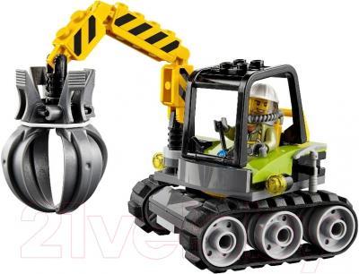 Конструктор Lego City Грузовой вертолет исследователей вулканов (60123)