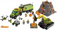 Конструктор Lego City База исследователей вулканов (60124) -