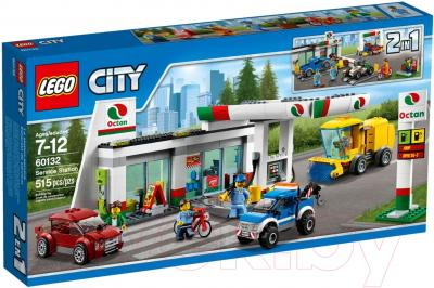 Конструктор Lego City Станция технического обслуживания (60132)