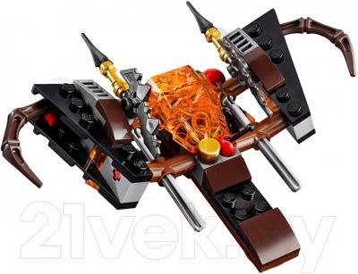 Конструктор Lego Nexo Knights Шаровая ракета (70318)