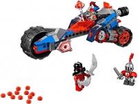 Конструктор Lego Nexo Knights Молниеносная машина Мэйси (70319) -