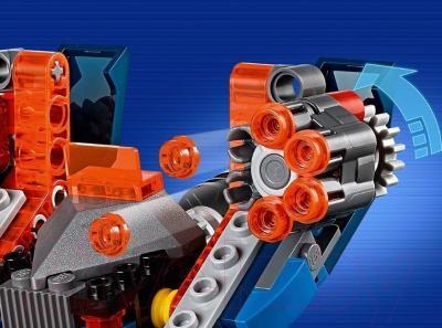 Конструктор Lego Nexo Knights Молниеносная машина Мэйси (70319)