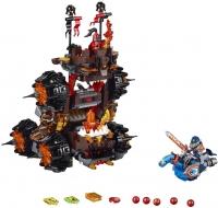 Конструктор Lego Nexo Knights Роковое наступление Генерала Магмара (70321) -