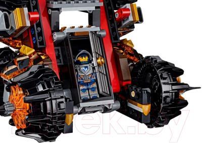 Конструктор Lego Nexo Knights Роковое наступление Генерала Магмара (70321)