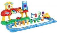 Развивающая игрушка Vtech Обучающая железная дорога 80-069626 -