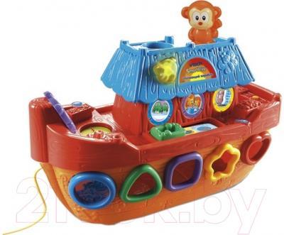 Развивающая игрушка Vtech Обучающий корабль 80-076026
