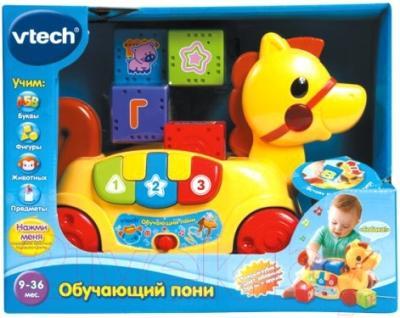 Развивающая игрушка Vtech Обучающий пони 80-111126
