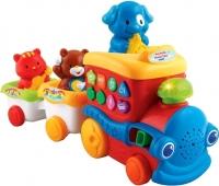 Развивающая игрушка Vtech Музыкальный поезд 80-112726 -