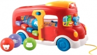 Развивающая игрушка Vtech Школьный автобус 80-112826 -