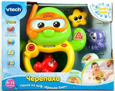 Развивающая игрушка Vtech Черепаха 80-113426