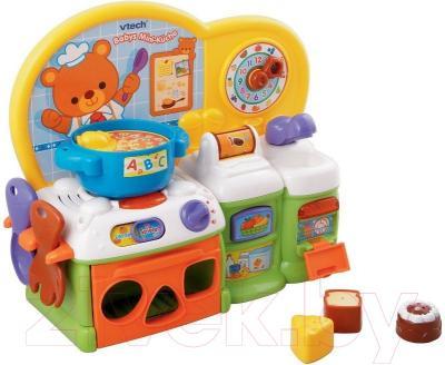 Развивающая игрушка Vtech Моя первая кухня 80-123826