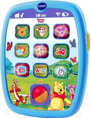 Развивающая игрушка Vtech Планшет Винни Пух 80-157526