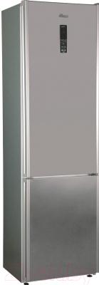 Холодильник с морозильником Candy CKBN 6202 DII (34001782)