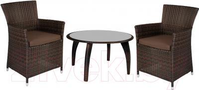 Комплект садовой мебели Garden4you Wicker 12697+1269/4