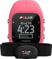 Фитнес-трекер Polar A300 HR (розовый) -