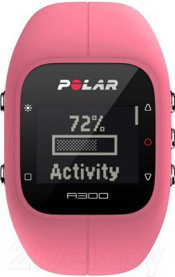 Фитнес-трекер Polar A300 HR (розовый)