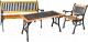 Комплект садовой мебели Sundays SH6674+SH6688/1+SH6603/1 -