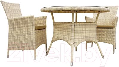 Комплект садовой мебели Garden4you Wicker 1332+1270/2