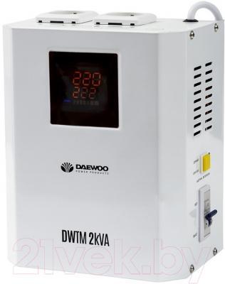 Стабилизатор напряжения Daewoo Power DW-TM2KVA