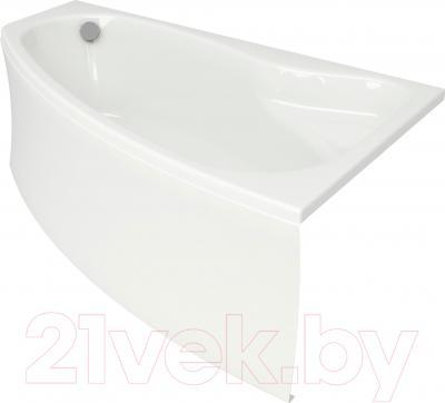 Ванна акриловая Cersanit Sicilia 170x100 R / S301-098