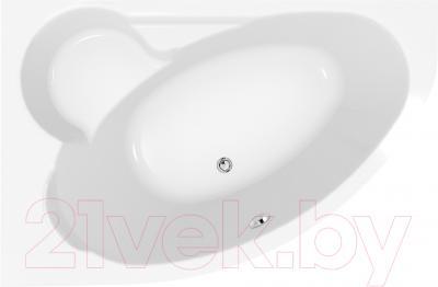 Ванна акриловая Cersanit Kaliope 170x110 L / S301-114