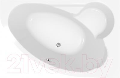 Ванна акриловая Cersanit Kaliope 170x110 R / S301-115