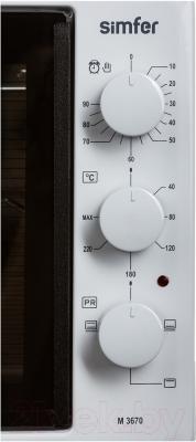 Ростер Simfer M 3670