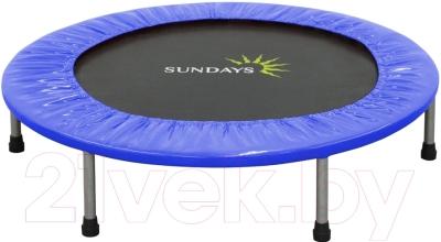Батут Sundays D91 (синий)