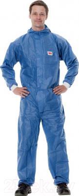 Комбинезон защитный 3M 4532+ / GT700059022 (XL, голубой)