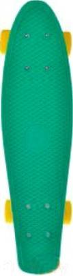 Пенни борд NoBrand PW-506 (зеленый)