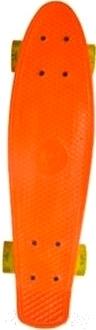 Пенни борд NoBrand PW-506 (оранжевый)