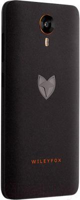 Смартфон Wileyfox Swift (черный)
