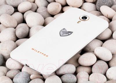 Смартфон Wileyfox Swift (белый)