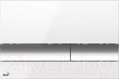 Кнопка для инсталляции Alcaplast М1720-1