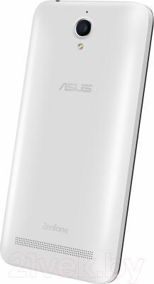 Смартфон Asus ZenFone Go / ZC451TG-1B004RU (белый)