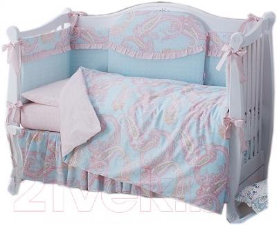 Комплект в кроватку Perina Шантель Ш4-01.3