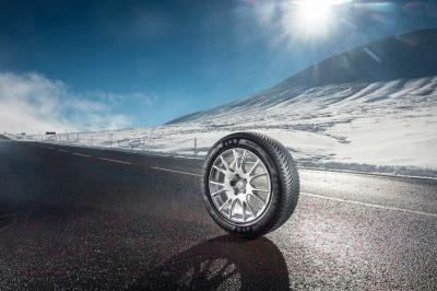 Зимняя шина Michelin Alpin 5 215/55R17 98V