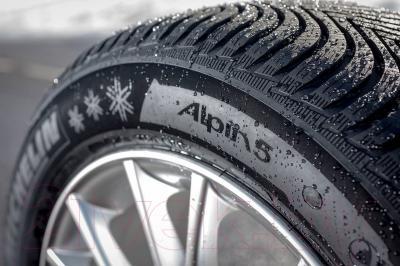 Зимняя шина Michelin Alpin 5 215/55R17 98V