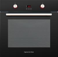 Электрический духовой шкаф Zigmund & Shtain EN 282.722 B -