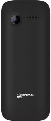 Мобильный телефон Micromax X401 (черный)