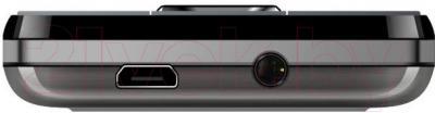 Мобильный телефон Micromax X602 (серый)