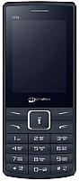 Мобильный телефон Micromax X705 (черный) -