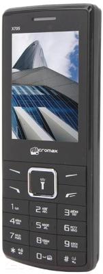 Мобильный телефон Micromax X705 (черный)